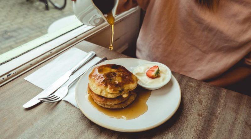The Larder, Bethnal Green Pancakes