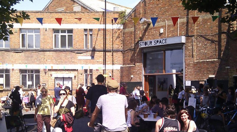 Stour Space fundraising campaign