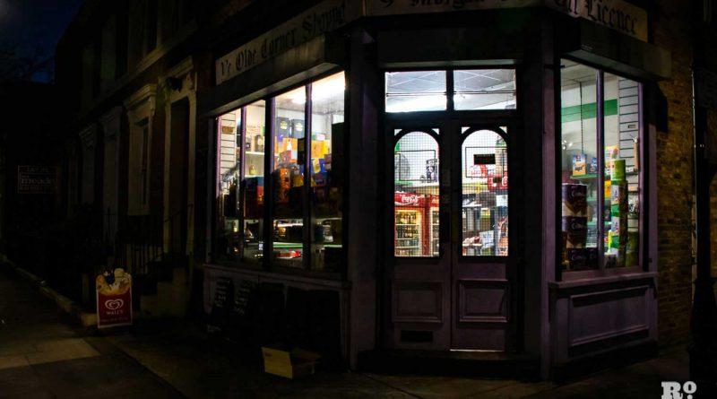 Ye Olde Corner Shop in Bow, East London