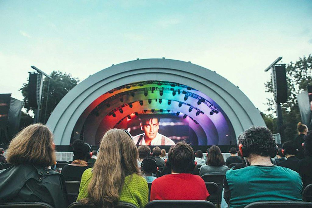All Points East's In The Neighbourhood outdoor cinema in 2018