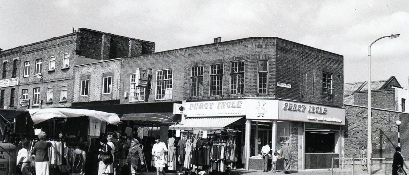Percy Ingle, the Yeast London family baking empire