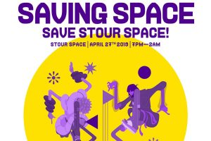 Saving Space - Stour Space