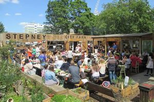 Stepney City Farm May Day Festival