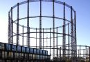 Gas holders in Bethnal Green at risk of demolition
