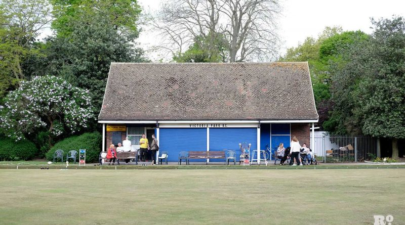 Victoria Park Bowls Club clubhouse