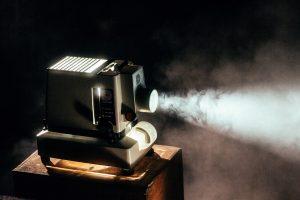 A digital film projector