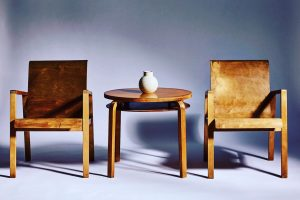 Vintage chairs for Midcentury East vintage design show