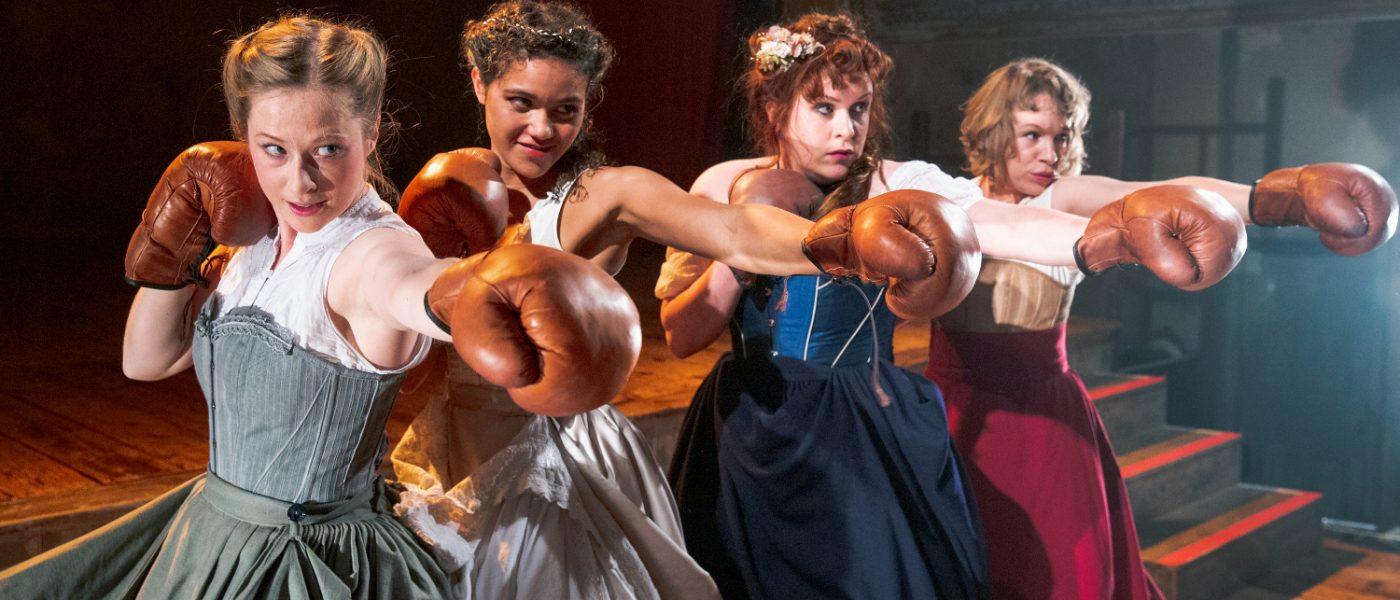 Review: 'The Sweet Science of Bruising' at Wilton's Music Hall