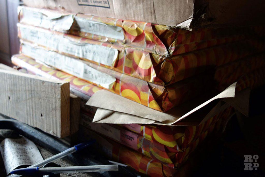 Arbers paper stacks