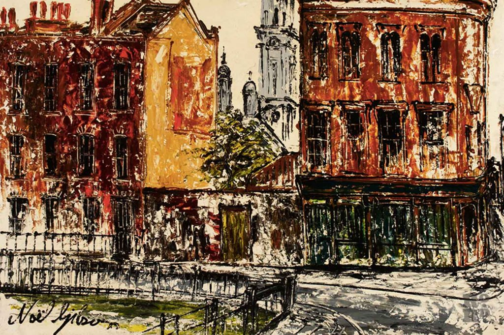 St George's, Canon Street, Noel Gibson, 1969