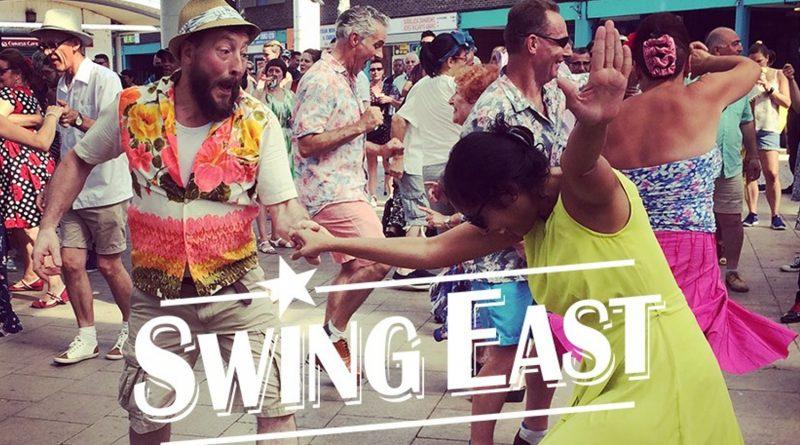 Swing East Festival poster