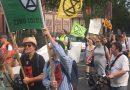 Extinction Rebellion stages East London Uprising