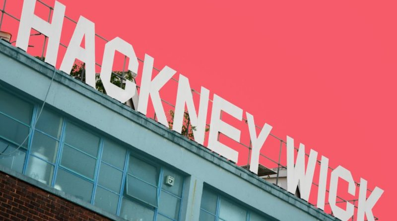 Promotional image for Hackney WickED art festival