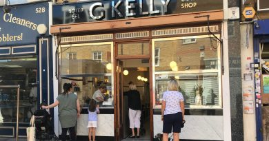 G. Kelly pie and mash shop reopens on Roman Road