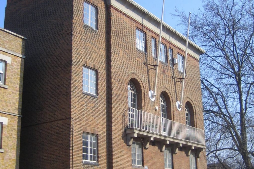 Kingsley Hall in Bromley by Bow