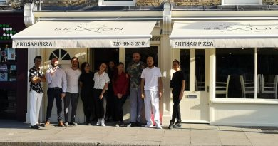 New pizza restaurant opens on Roman Road