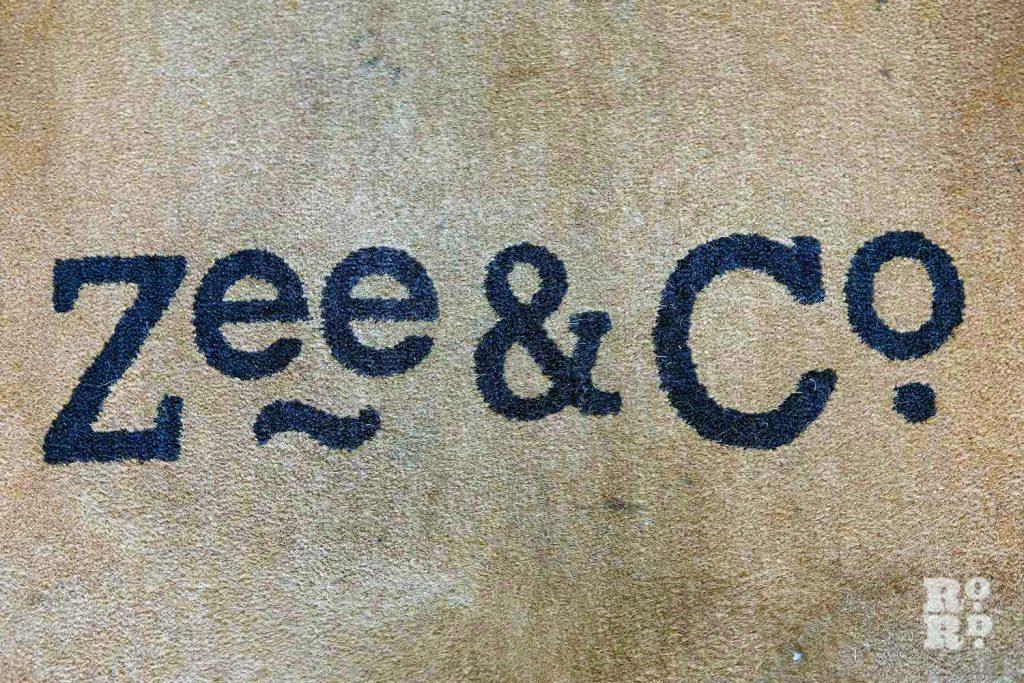Zee & Co logo Roman Road
