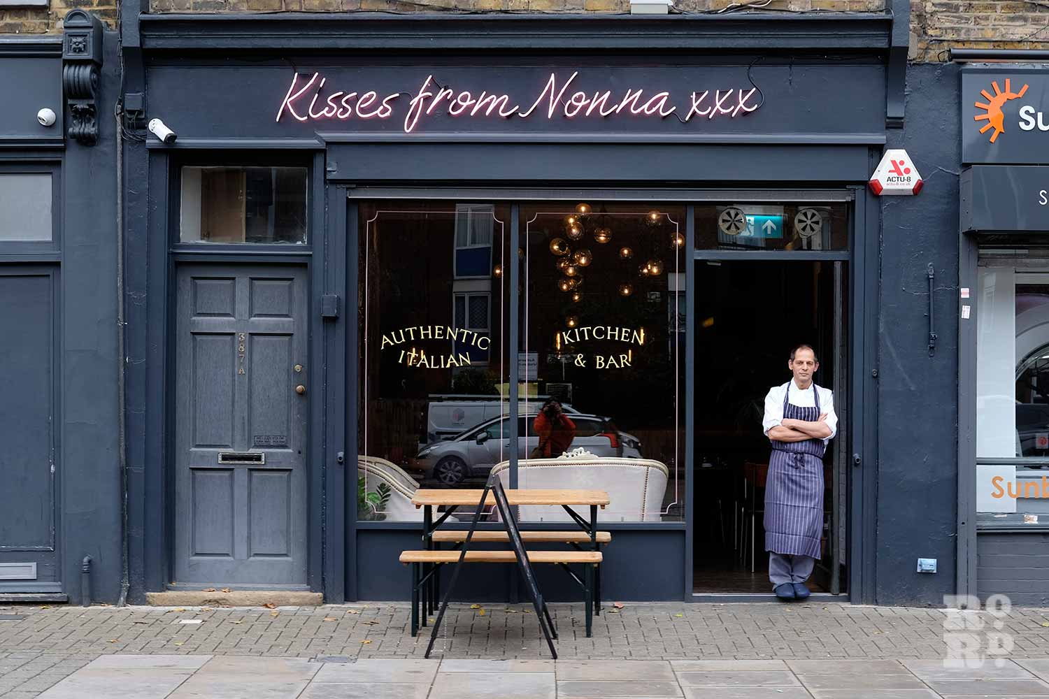 Kisses From Nonna Restaurant Opens On Roman Road Roman Road Ldn