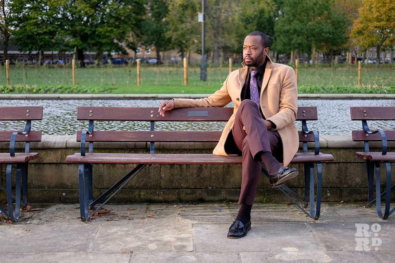 Portrait: Marcus Tisson builds a mental health legacy