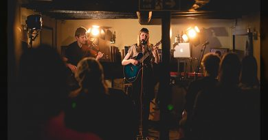 Calling Blue Jay will perform at Wilton's Music Hall