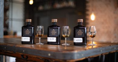 East London Liquor Company's three new whiskies – drink review
