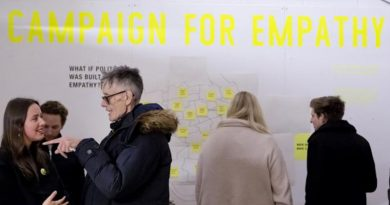 Promotional image for Campaign for Empathy