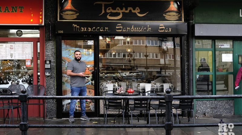Tagine, new Moroccan street food cafe, opens in Globe Town