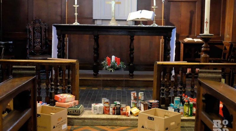 Portrait: former food bank user on the plight of the homeless
