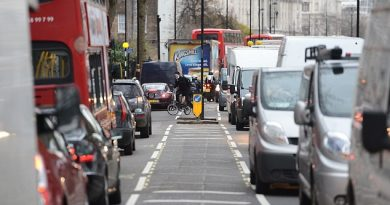 Liveable Street Workshop traffic jam