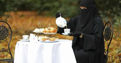 Afternoon tea, Full English project, how English dishes have found themselves in Muslim culture, Rehan Jamil
