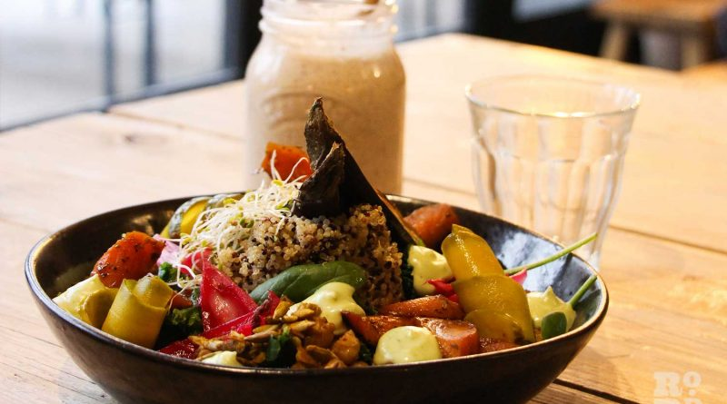 MȮTHER: the vegan lifestyle cafe of the future