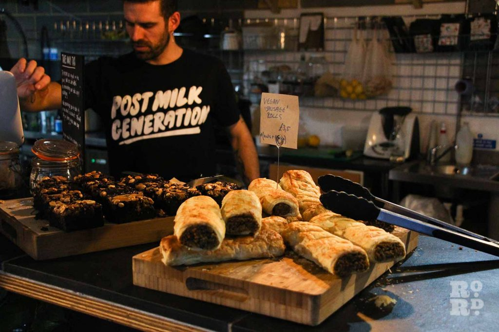 sausage-roll-mother-vegan-cafe-here-east
