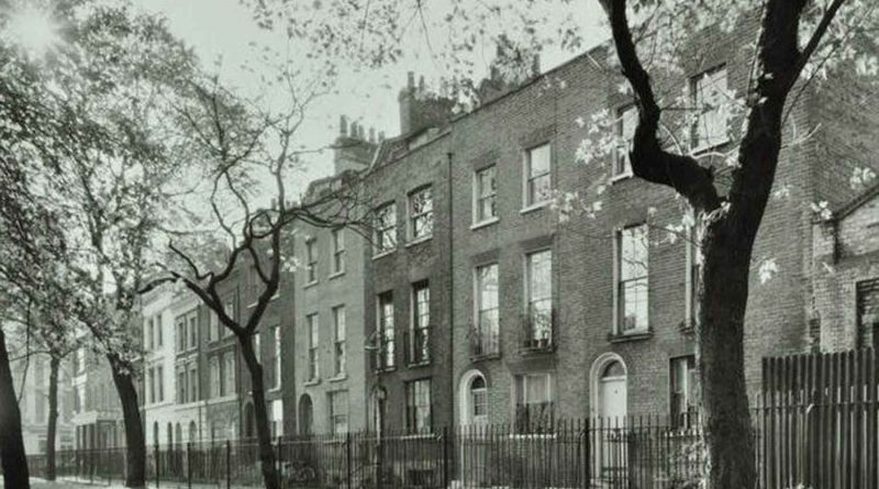 A history of the 340 year-old Paradise Gardens in Bethnal Green