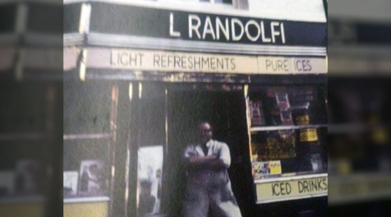 A tribute to Randolfi's cafe and their lemon ice legacy