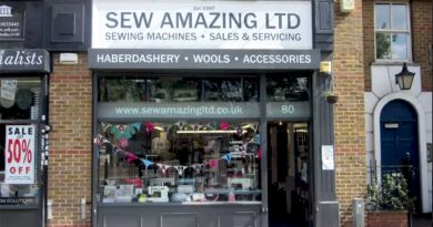 Sew Amazing St Stephens Road Bow
