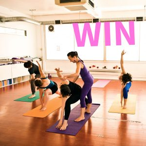 Yoga Place competition
