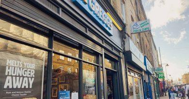 Greggs Roman Road shopfront