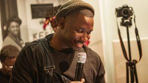 Jawdance spoken word event at Rich Mix