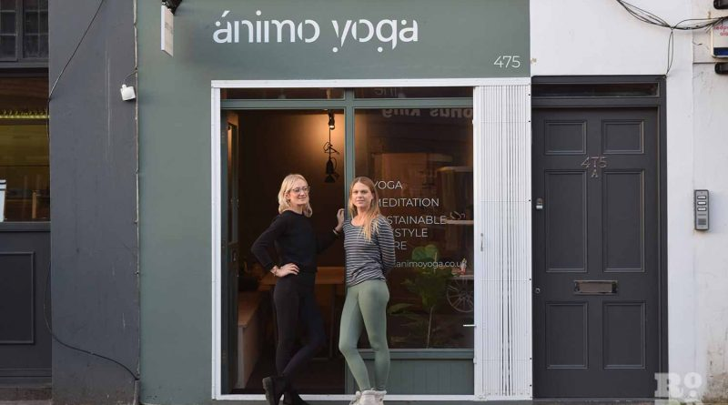 ánimo: new yoga and meditation studio opens