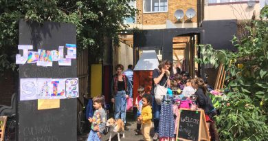 Jumble Sale The Common Room Crowdfunding Campaign Roman Road Trust