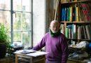 Portrait of Jon George: Chisenhale Arts' founding member
