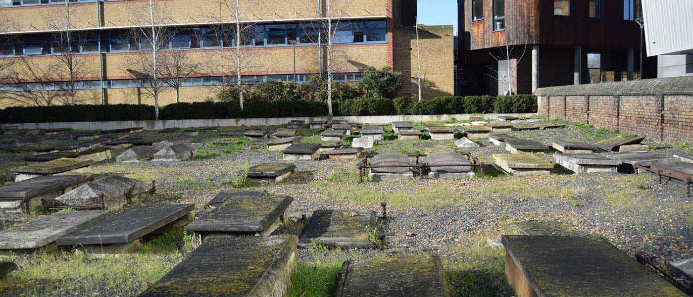 The Novo Cemetery: a landmark of Jewish history hidden in plain sight