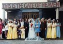 A very East End wedding at St Paul's Bow Common Church