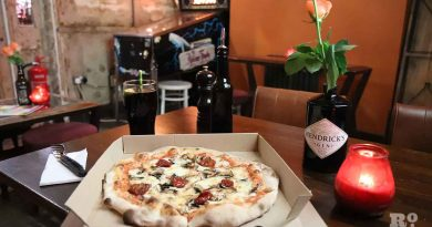 The best pizzas near Roman Road