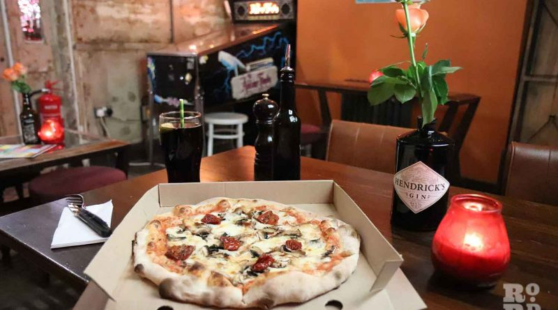 The best pizzas near Roman Road