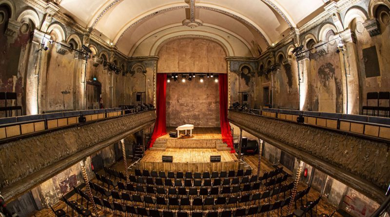 The Everlasting Grandeur of Wilton's Music Hall