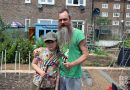 Man behind infectious 'allotment' music video on the joys of owning an allotment