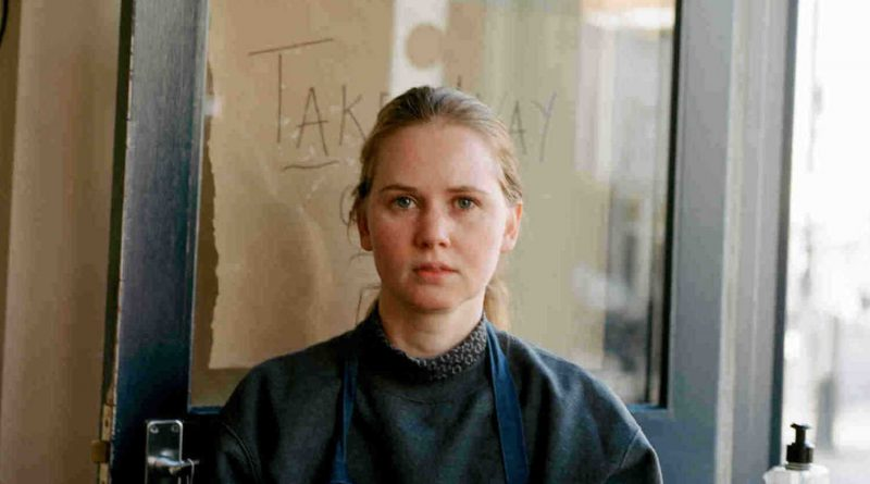 Mae + Harvey Portrait of owner Natasha Sayliss Neighbourly lockdown photo essay©Jamie Sinclair