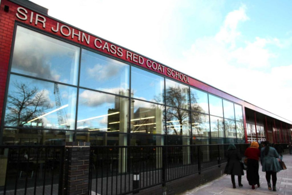 Sir John Cass Red Coat School, Stepney