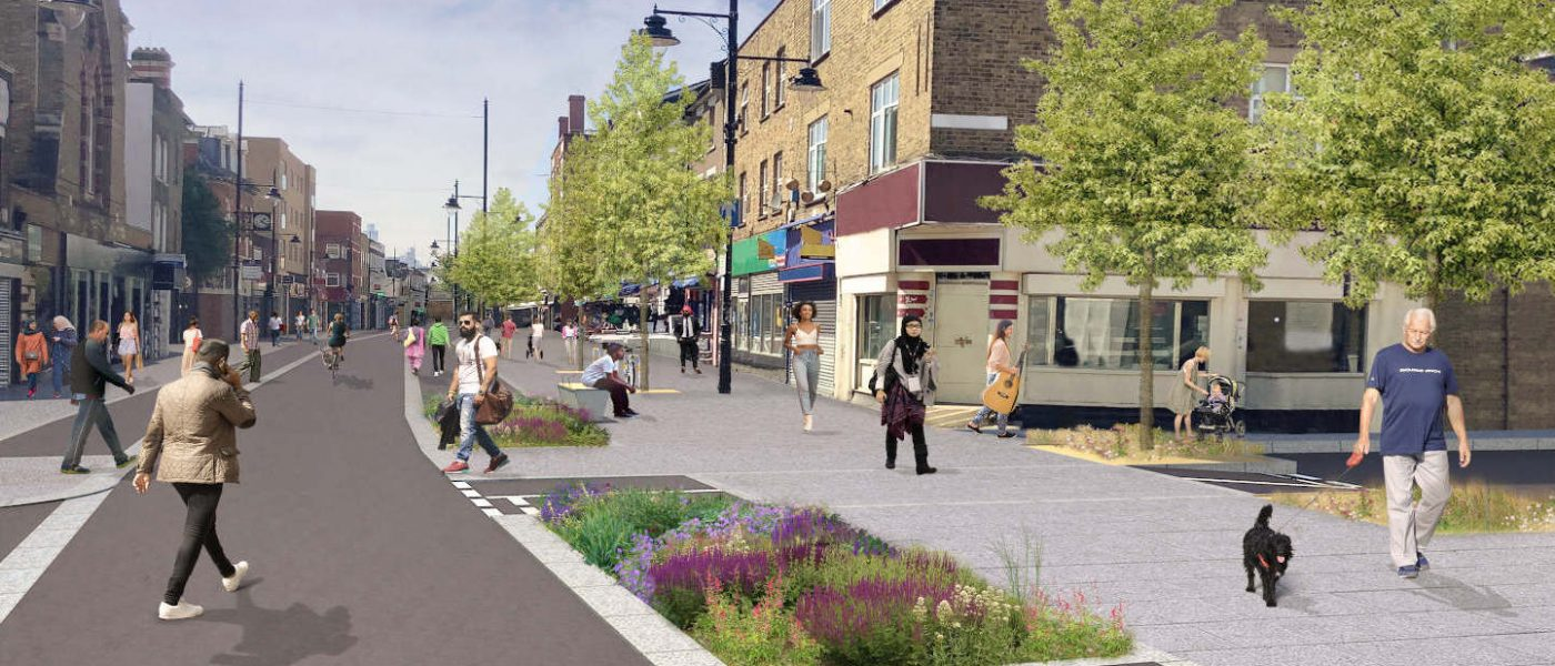 Consultation opens for Liveable Street's 'bold plans' for Bow